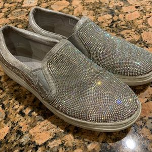Skechers Goldie Flashow Slip-On Sneaker